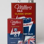 Millers Oils -Classic Sport-20w50-Grp