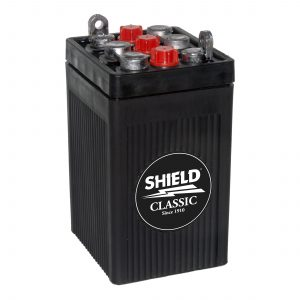 Shield Motorbike Battery
