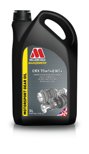 Millers Oils CRX 75w140 NT+