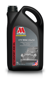 Millers Oils CTV Mini 20w50