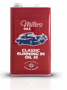 Classic Running In Oil Millers Oils