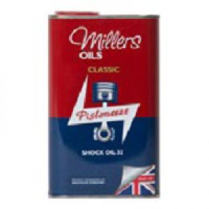Classic shock oil 32 Millers Oils