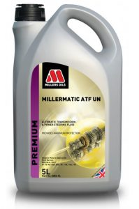 Millermatic ATF UN Millers Oils