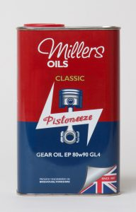 Millers Oils Classic-Gear EP80w90
