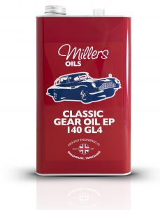 Millers Oils Classic Gear Oil EP 140 GL4