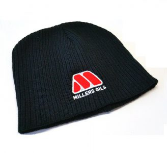 Millers Oils beanie muts